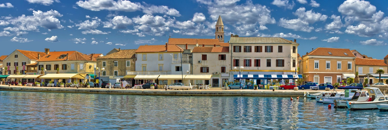 Biograd na Moru city Croatia Holiday