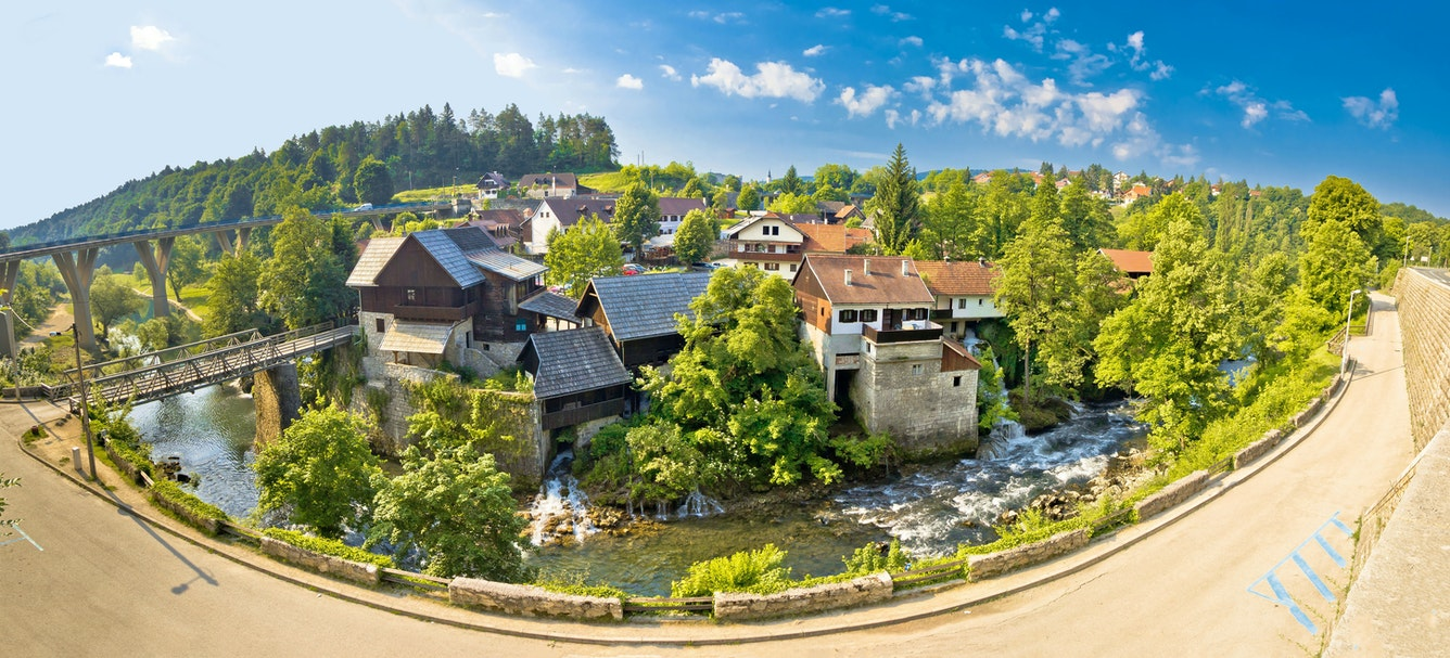 Slunj  Croatia Holiday