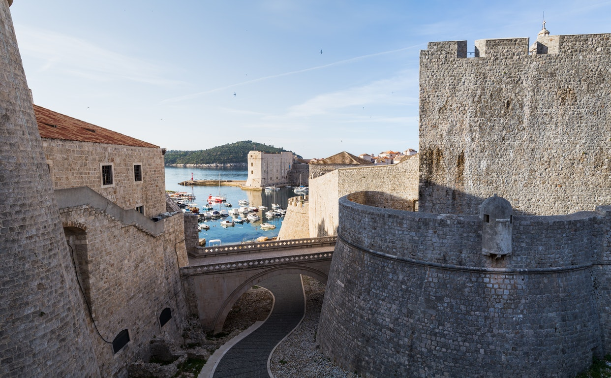Ploce Gate poi Croatia Holiday