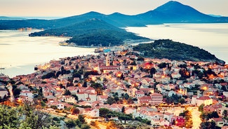 Holiday in Losinj island in Croatia