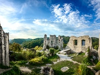 Holiday in Samobor city in Croatia