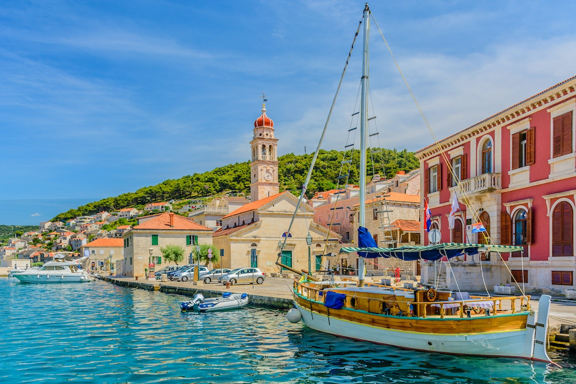 Brac  Croatia Holiday