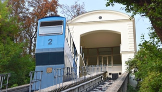 Holiday in Funicular Railway Zagreb poi in Croatia
